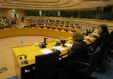 European Parliament event 2012